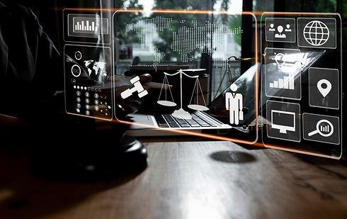 vasilic law firm virtual visits photo of laptop
