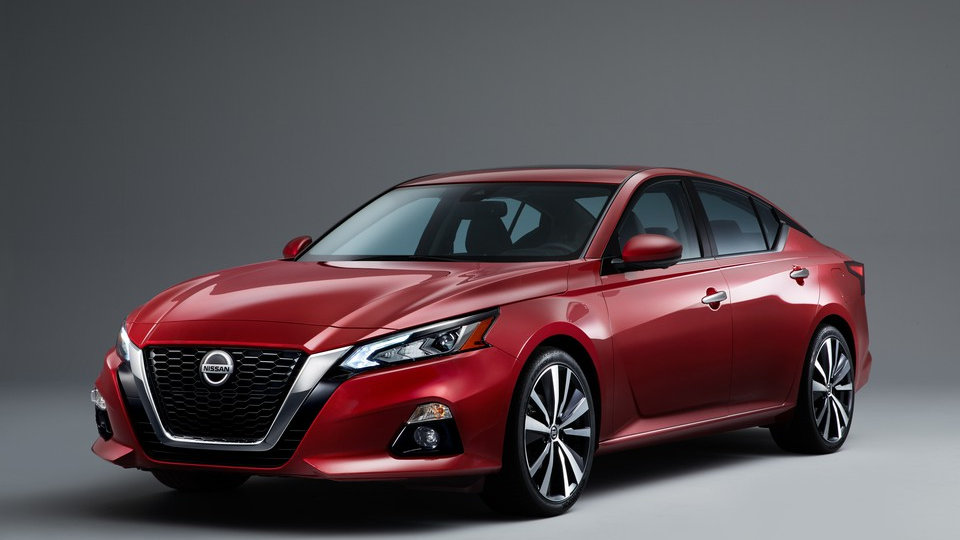 Buy or Lease a 2020 Nissan Altima