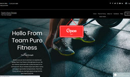 Team Pure Fitness At Team Pure Fitness, our approach is what makes u...