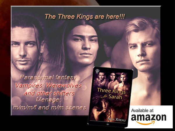 Three kings for sarah promo 2