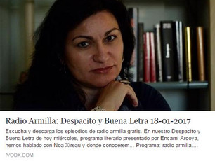 Entrevista: Despacito y Buena Letra en Radio Armilla