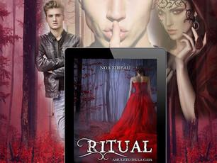 Ritual se publicará en Italiano ♥