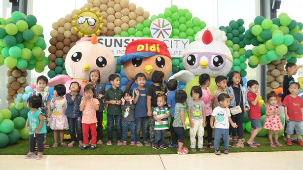 Property Launch with Didi & Friends