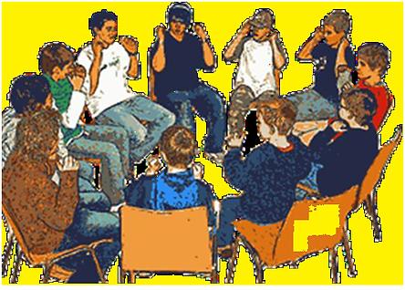 Troubled youth - peers helping peers