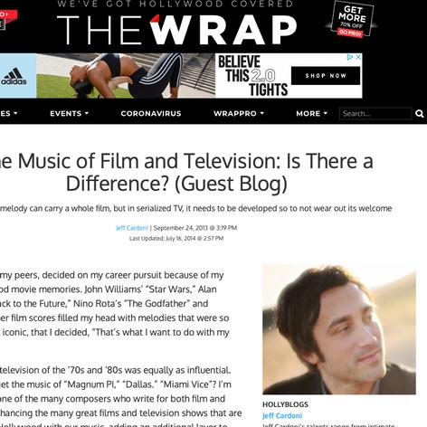 TheWrap Guest Blog