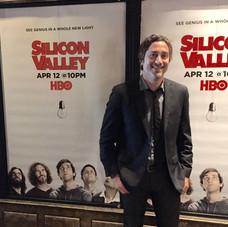 Silicon Valley premiere.