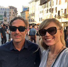 Rome with Jules Larson