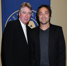 With the great Alan Silvestri