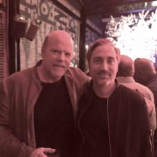 With Rex Linn from CSI:Miami/Young Sheldon