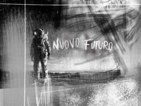 "New solo album ""Nuovo Futuro"" coming 7/24/2020"