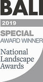 2019 BALI award Winner NAO Landscapes Commerical Contractor London