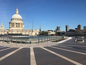 NAO Landscapes Roof Garden Construction Contractor Commerical London