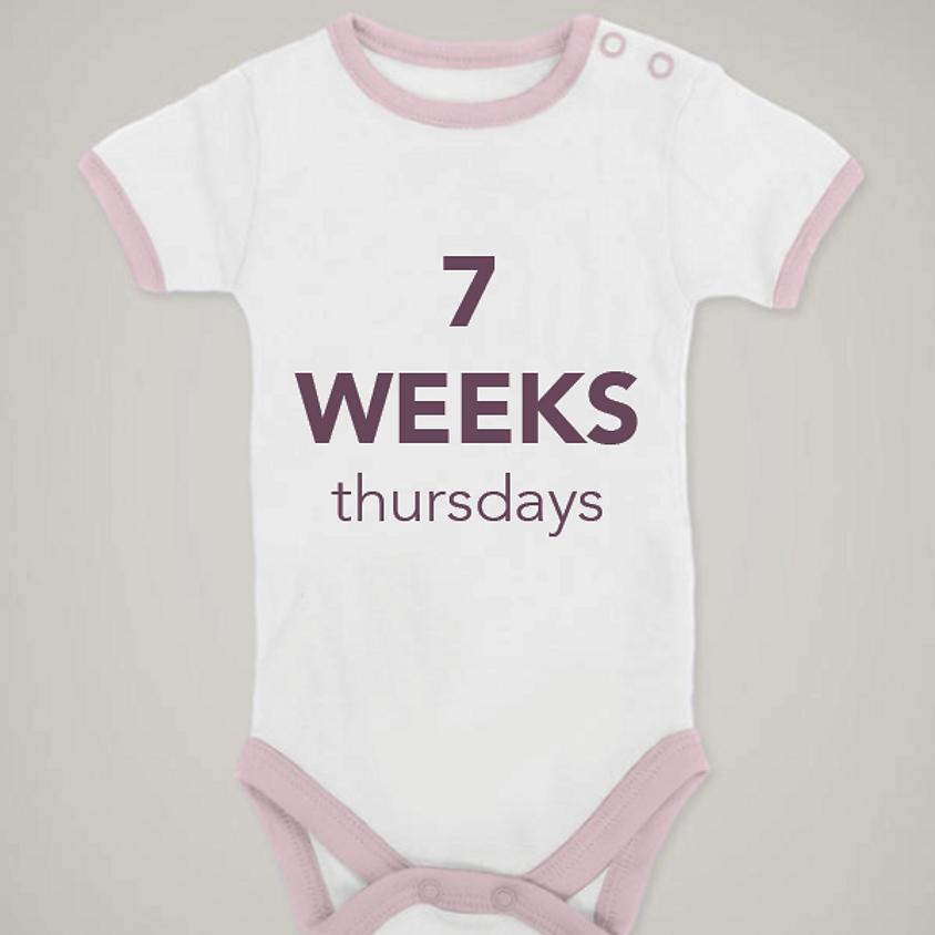 7-Week   NOVEMBER   THURSDAYS