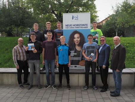 ERASMUS+ Praktikum in Wittmund