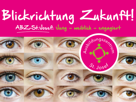 AZB St. Josef - eine Schule mit Blickrichtung Zukunft