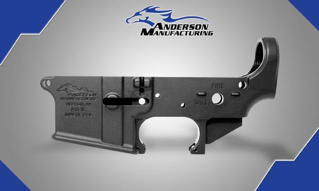 Anderson Lower Stripped