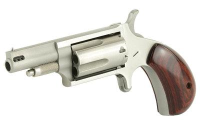 """NAA 22mag/22LR 1.6"""" Ported Mini Revolver"""