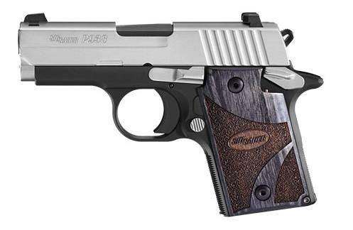 Sig P938 Blackwood 9mm