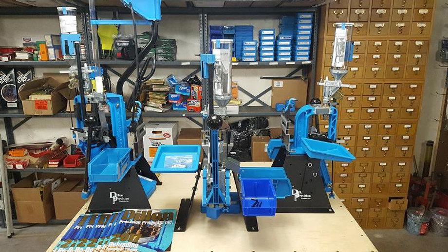 Oklahoma ammunition Reloading Dillon Precision Equipment