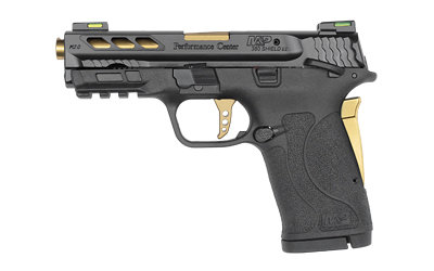 Smith Wesson MP 380acp EZ PC Shield 2.0 Safety Gold
