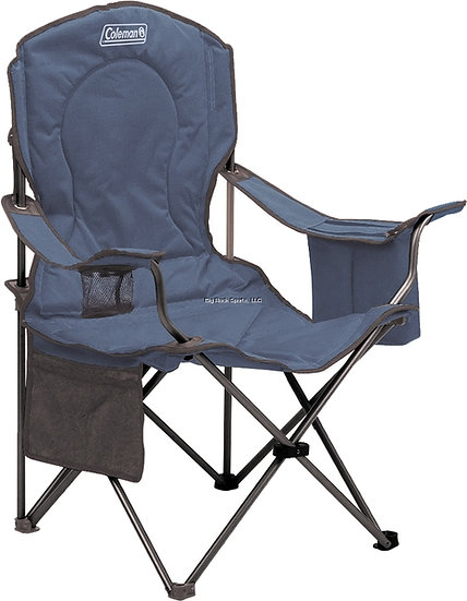 Coleman Folding Chair With Cooler