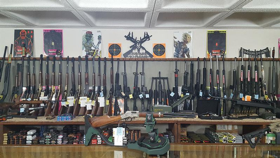 Breckinridge Arms of Oklahoma Discount Guns