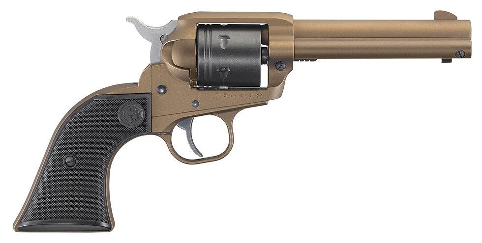 Ruger Wrangler 22lr Bronze