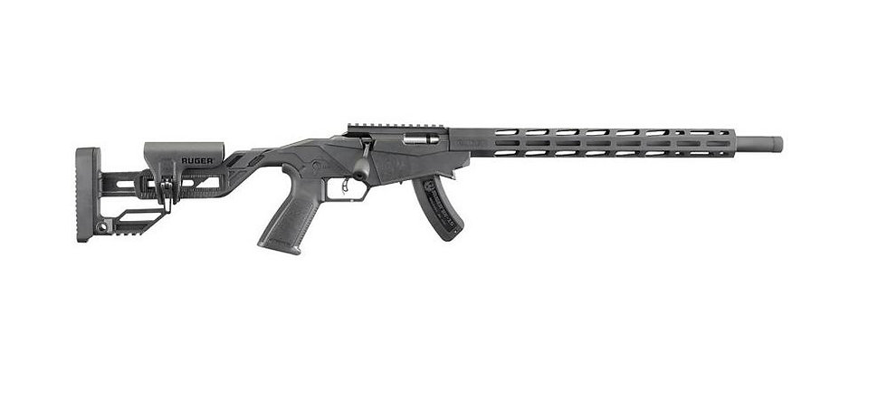 Ruger Precision 17HMR Rimfire 15rd