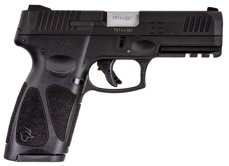 Taurus G3 9mm 15rd Black