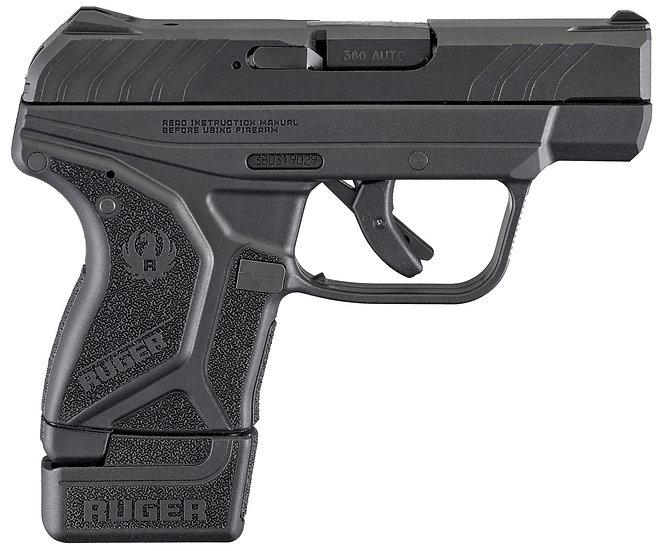 Ruger LCP II 380acp Black 7rd Mag