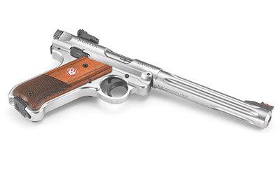 """Ruger MK IV Hunter 22lr 6.9"""" 10rd"""