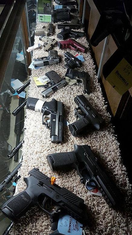Discount Firearms Oklahoma Sig Sauer P320 P227 P938 P238