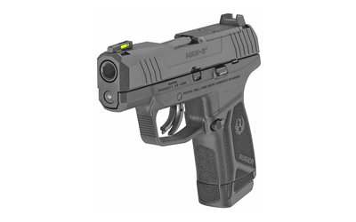 """Ruger Max9 9mm 3.2"""" 12rd No Safety"""