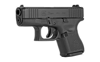 """Glock 26 Gen5 9mm 3.43"""" 10rd"""