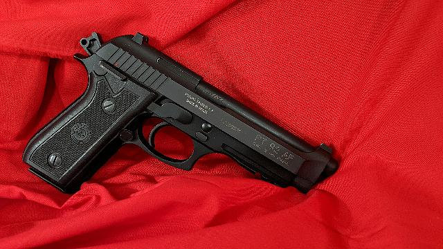 "Taurus PT92 9mm 5"" 17rd"