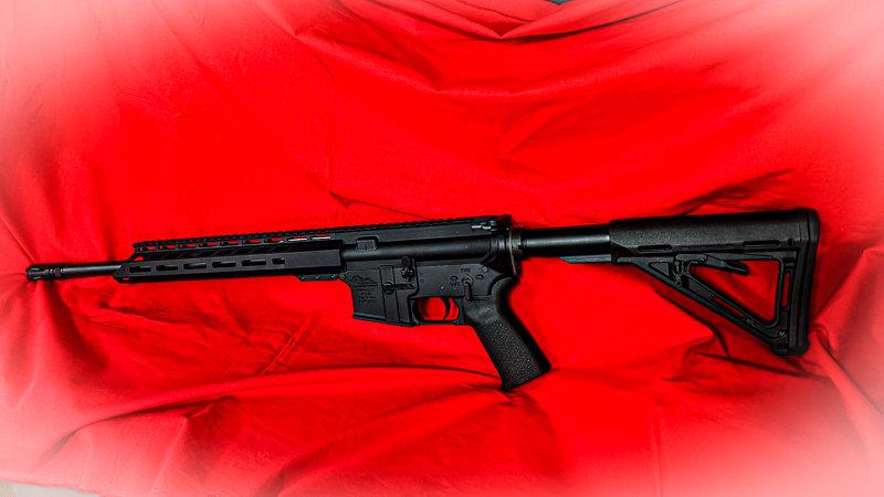 "Anderson Rifle 5.56 16"" Mlok Magpul"