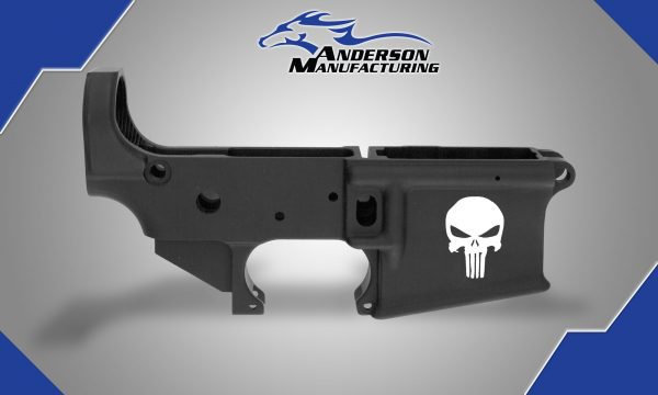 Anderson Punisher Stripped Lower
