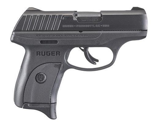 Ruger EC9S 9mm Black