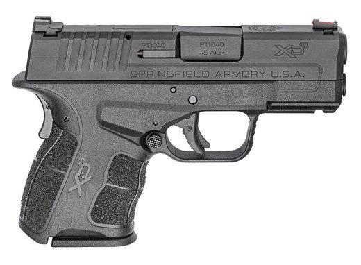 Springfield XDS 45acp Mod.2 7rd
