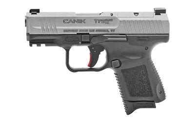 """Canik TP9 Elite SC 3.5"""" 9mm 15rd Tungsten"""