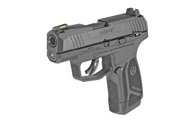 """Ruger Max9 9mm 3.2"""" 12rd Safety"""