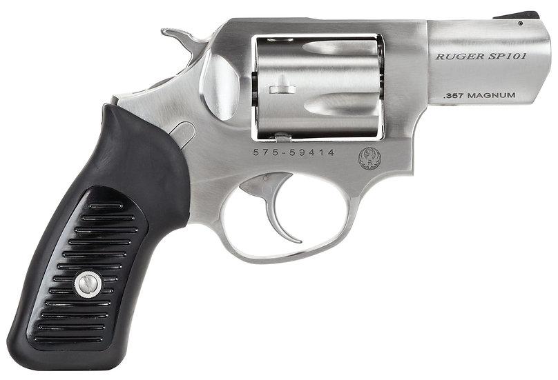 """Ruger SP101 357Mag 2.25"""" 5rd"""