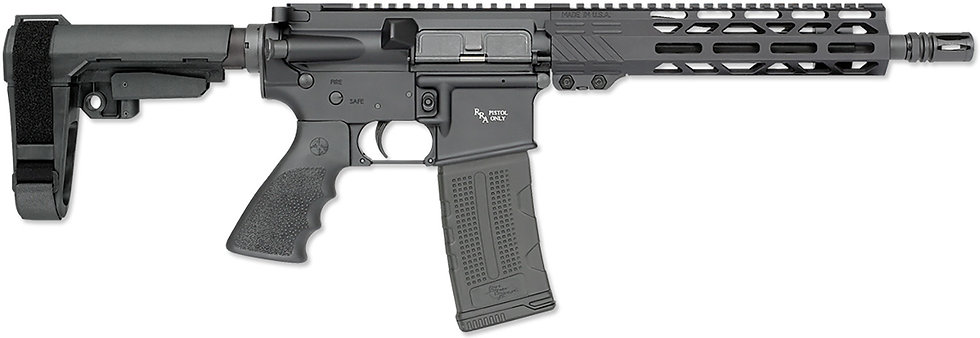 "Rock River LAR15 Pistol 10.5"" 5.56"