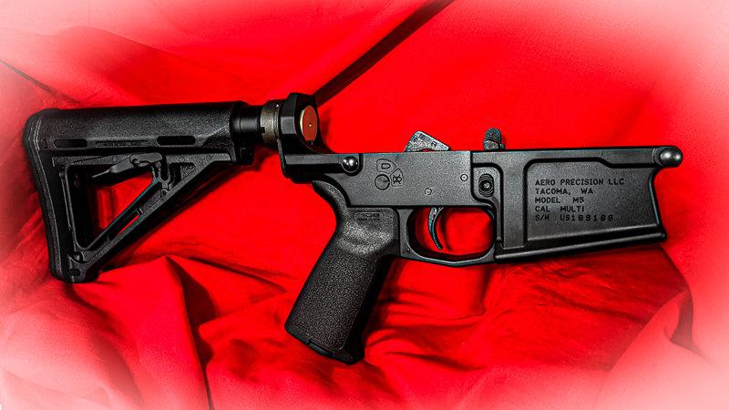 Aero Precision M5 Magpul Lower AR10