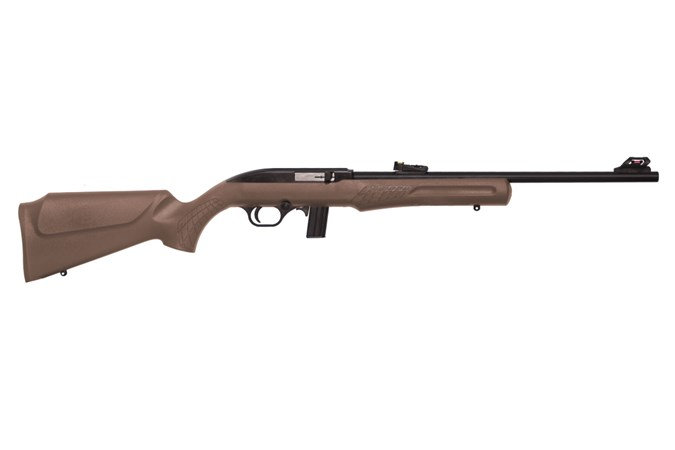 """Rossi RS22 22LR 18"""" 10rd Brown"""