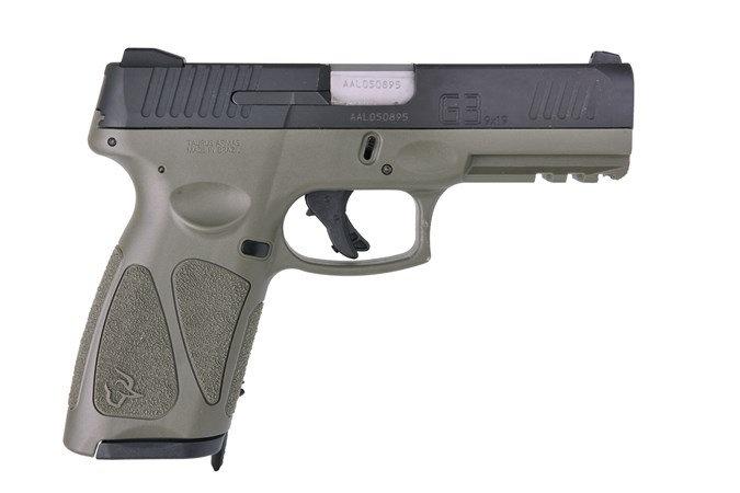 Taurus G3 9mm 17rd ODG