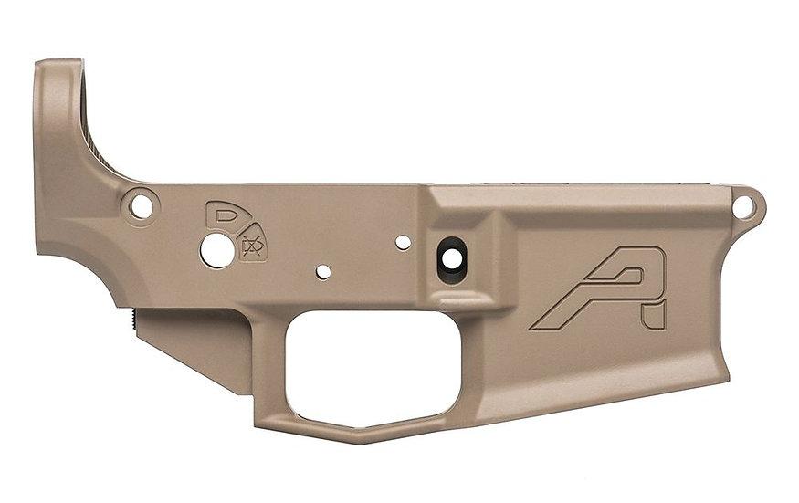 Aero Precision M4E1 Stripped Lower W/Tension Screw FDE