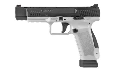 """Canik TP9SFX 9mm 5.25"""" 20rd White"""