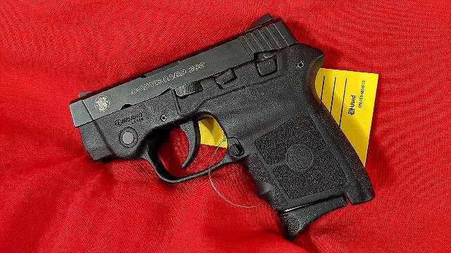 Smith Wesson Bodyguard 380acp with Laser