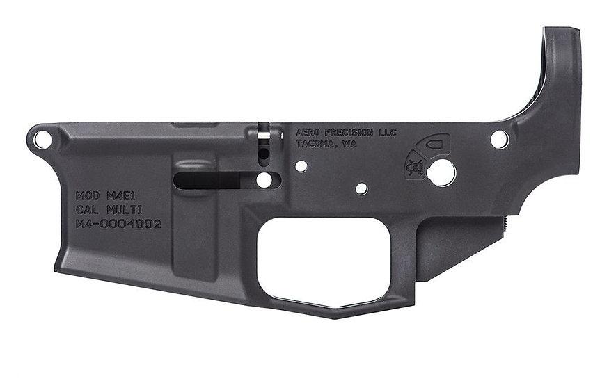 Aero Precision M4E1 Stripped Lower W/Tension Screw